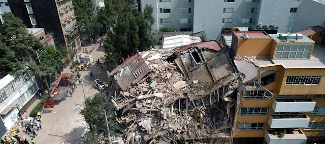 Un sismo de magnitud 6,1 sacude Oaxaca y saltan las alarmas sísmicas en la Ciudad de #México