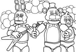 Πέντε ιππότες ρομποτάκια Five Knights