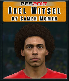 PES 2017 Faces Alex Witsel by Sameh Momen