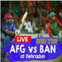 Afghanistan vs Bangladesh 3rd t20