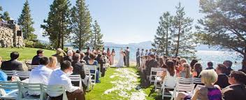North Lake Tahoe Wedding Venues