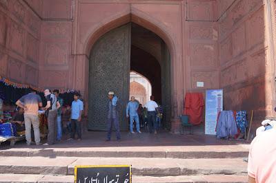 Gerbang No 2 Masjid Jamak