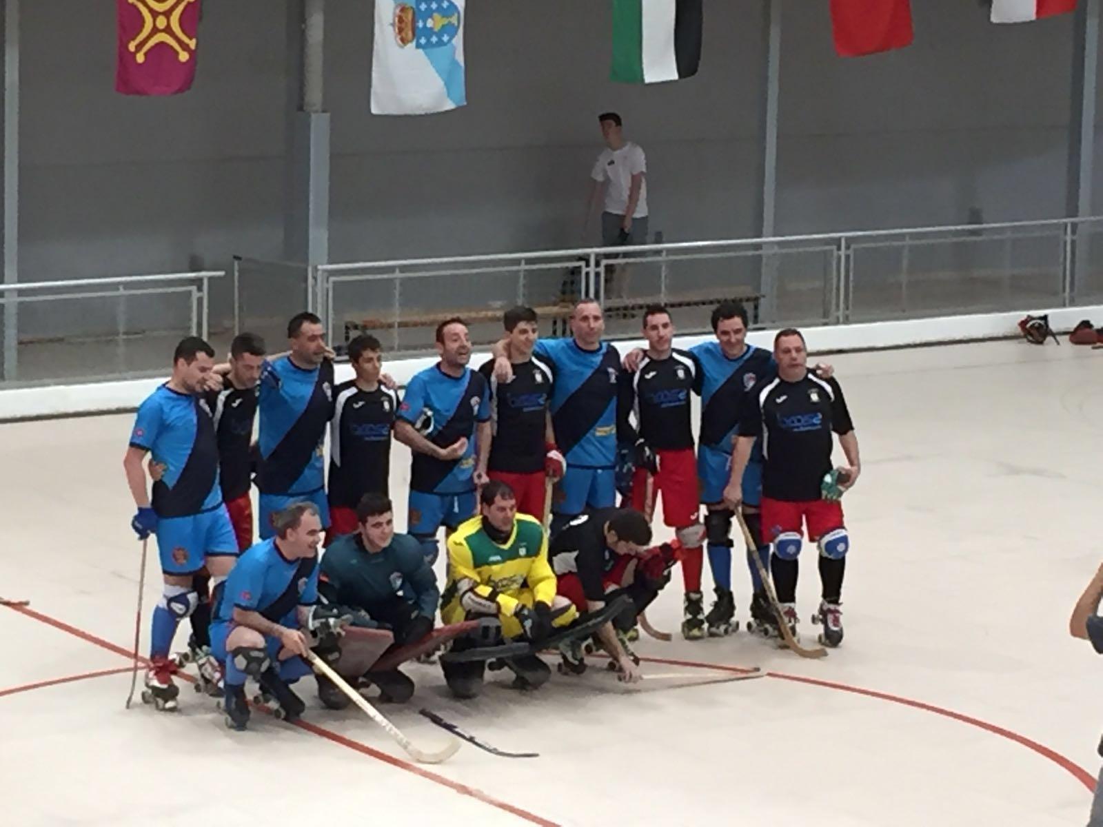 Club Patín Alcalá Hockey: 2016