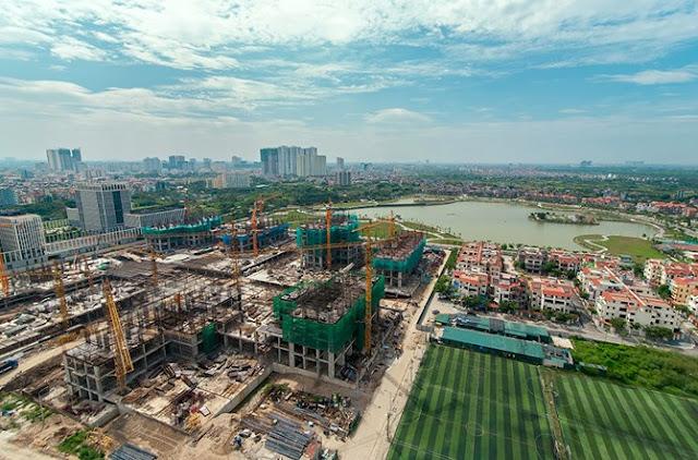 Tiến độ hiện tại của An Bình City