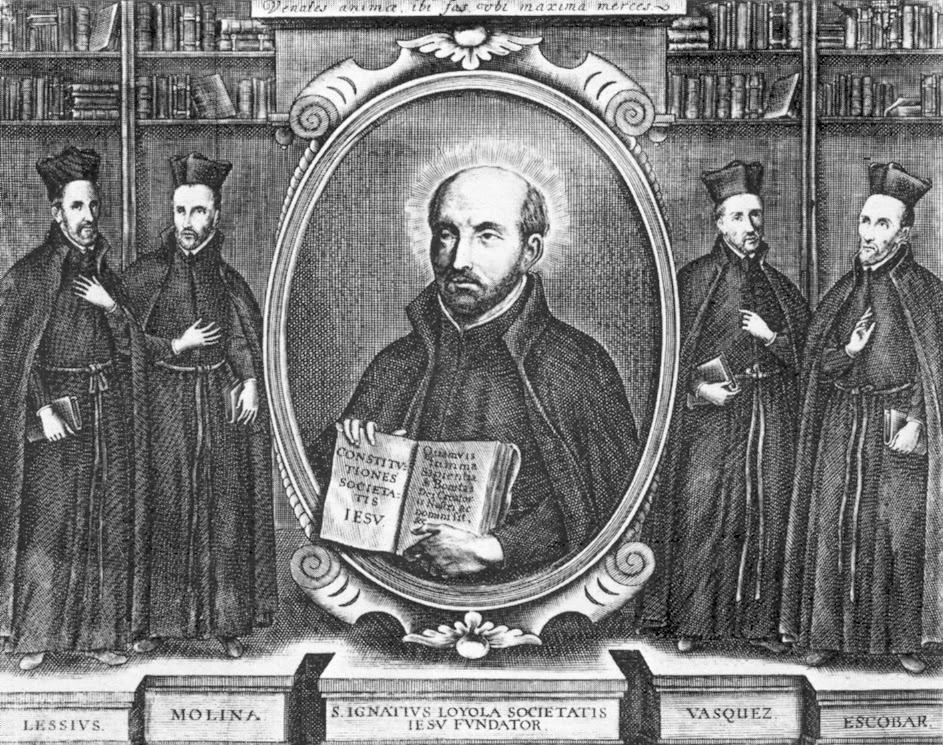 Image result for 1534 – Jesuit Order Founded