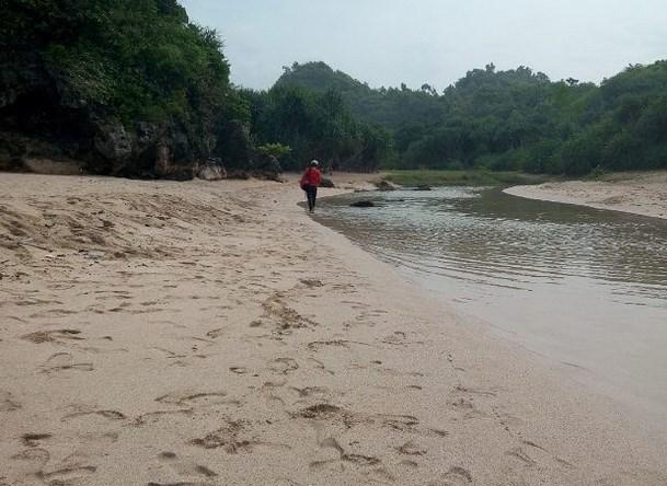 Pantai Greweng Gunung Kidul Yogyakarta