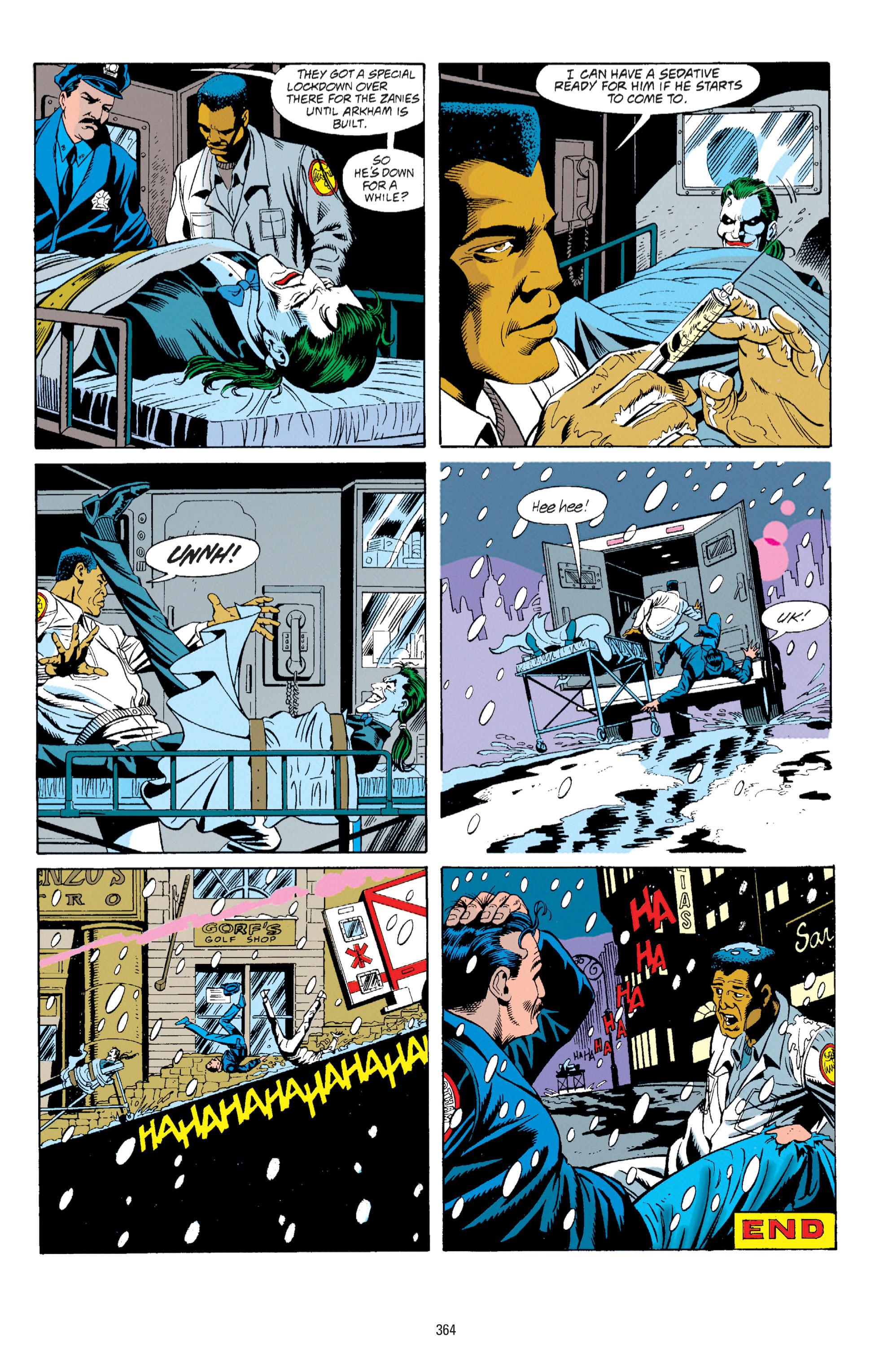 Detective Comics (1937) 673 Page 21