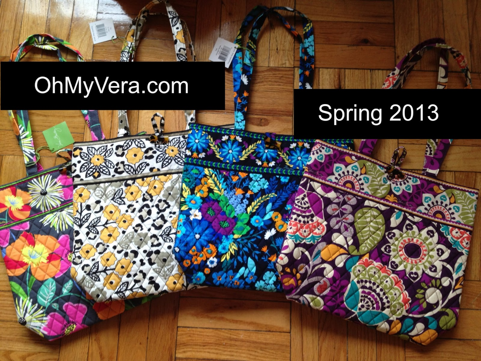 b6f7b12fa4bf OhMyVera! A blog about all things Vera Bradley  Vera Bradley Spring ...