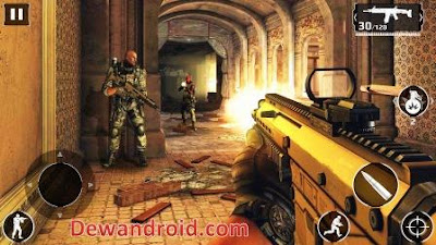 Modern Combat 5 eSports FPS Mod Apk