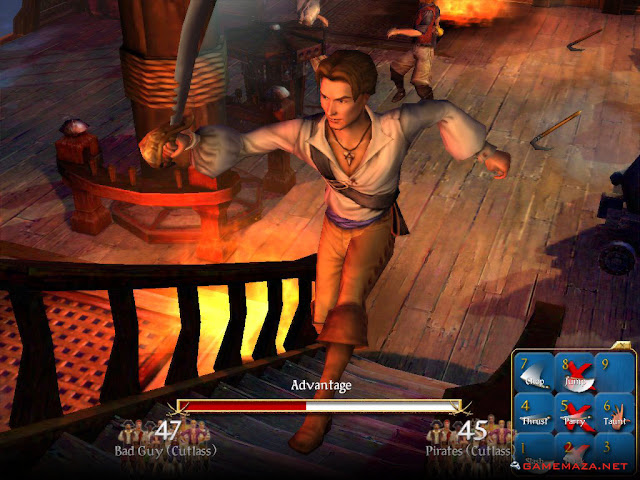 Sid Meier Pirates Gameplay Screenshot 4