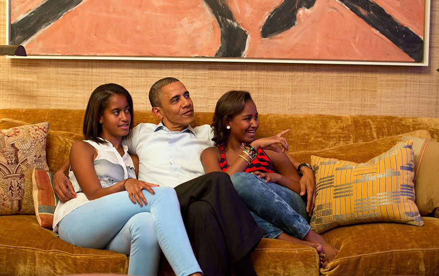 Barack Obama Family Wallpapers