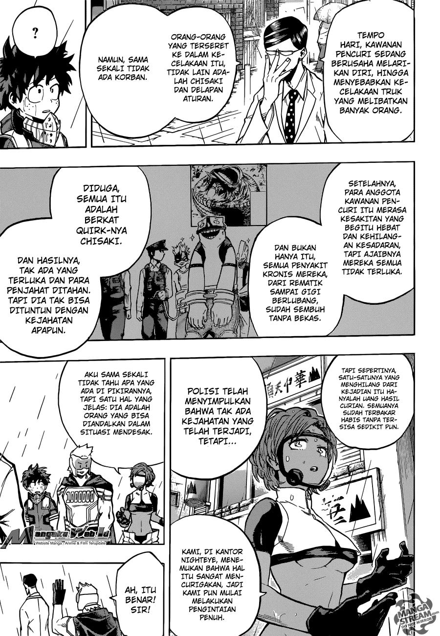 Boku no Hero Academia Chapter 130-3