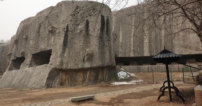 Όταν δημιούργησαν αυτά τα τεράστια πέτρινα τετράγωνα,συνειδητοποίησαν ότι ποτέ δεν θα μπορέσουν να τα μετακινήσουν! φώτο