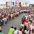 Evento Católico lota Praça de Ruy Barbosa na IX Romaria da Terra e das Águas