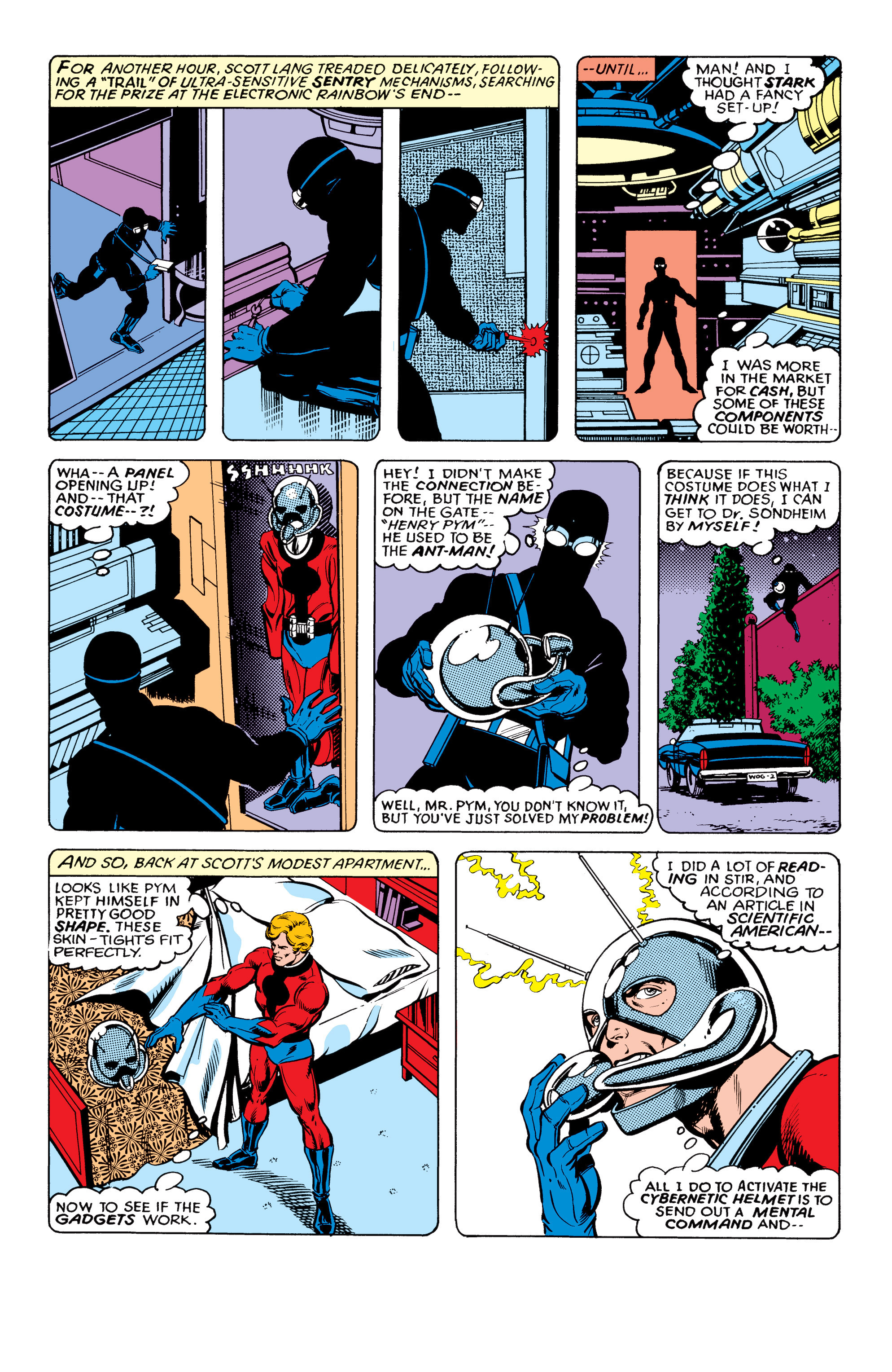 Read online Ant-Man comic -  Issue #Ant-Man _TPB - 12