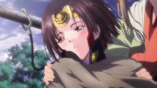 Kabaneri Anime