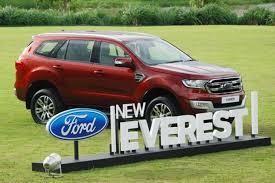Ford everest tất cả quy tựu trong một tác phẩm với những tính năng nổi trội nhất!