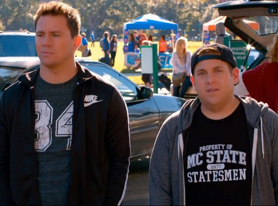 I Heard That Movie Was...: MOVIE REVIEW: 22 Jump Street ...