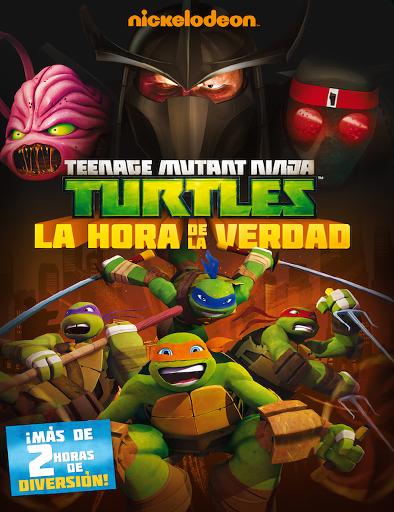 Ver Las tortugas ninja: La hora de la verdad (2014) Online