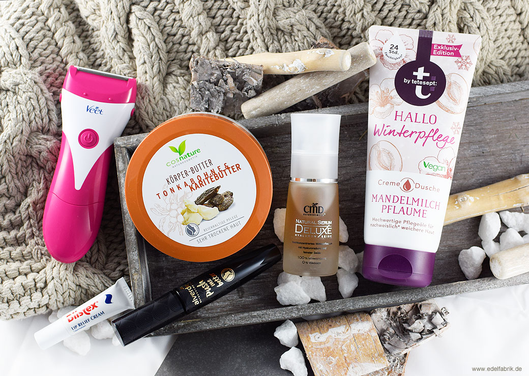 Die Beautypress Newsbox Dezember, Review alle Produkte