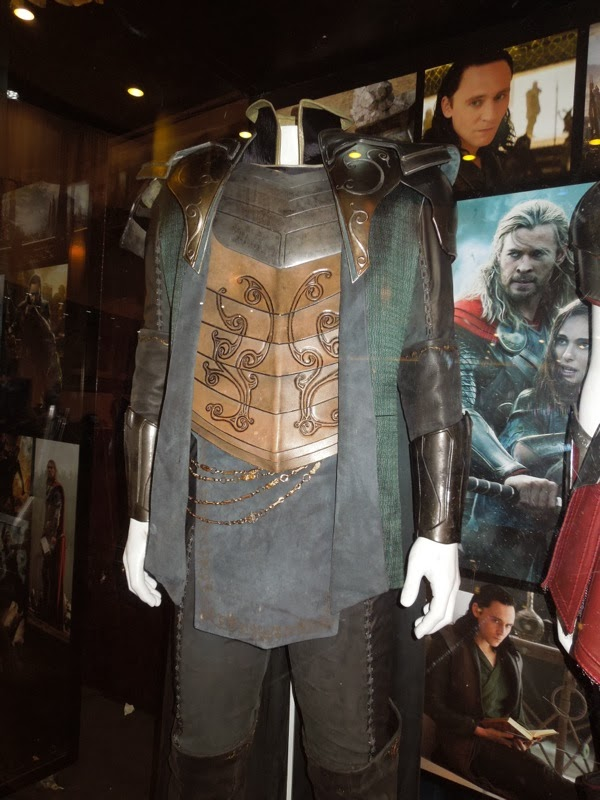 Original Thor 2 Fandral movie costume