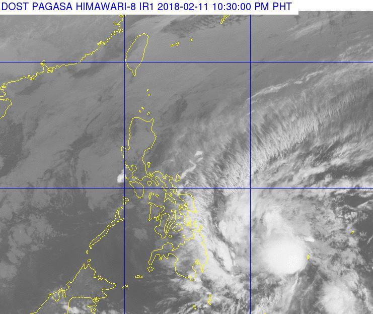 'Bagyong Basyang' PAGASA weather update February 11-12, 2018
