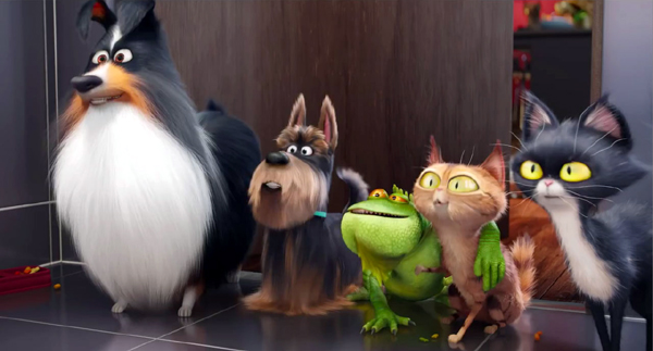 Download The Secret Life Of Pets Full Movie Free Hd About The