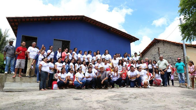 Dia D mais IDH: Governo do maranhão promove ações e entrega benefícios em povoado de Aldeias Altas