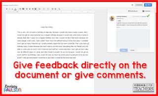 Why to use Google Docs in your classroom now.