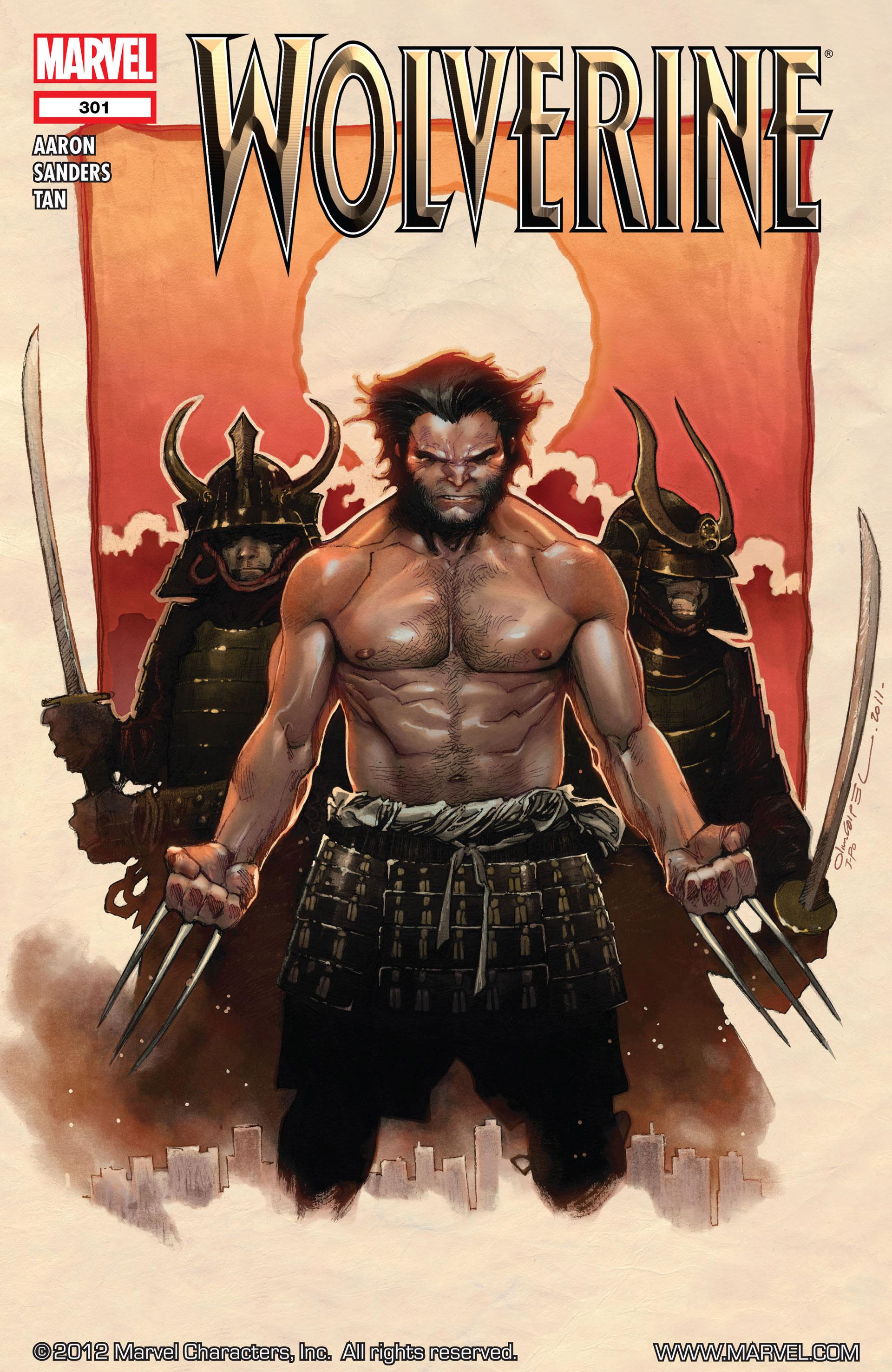 Wolverine (2010) 301 Page 1