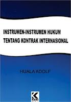 Instrumen - Instrumen Hukum tentang Kontrak Internasional