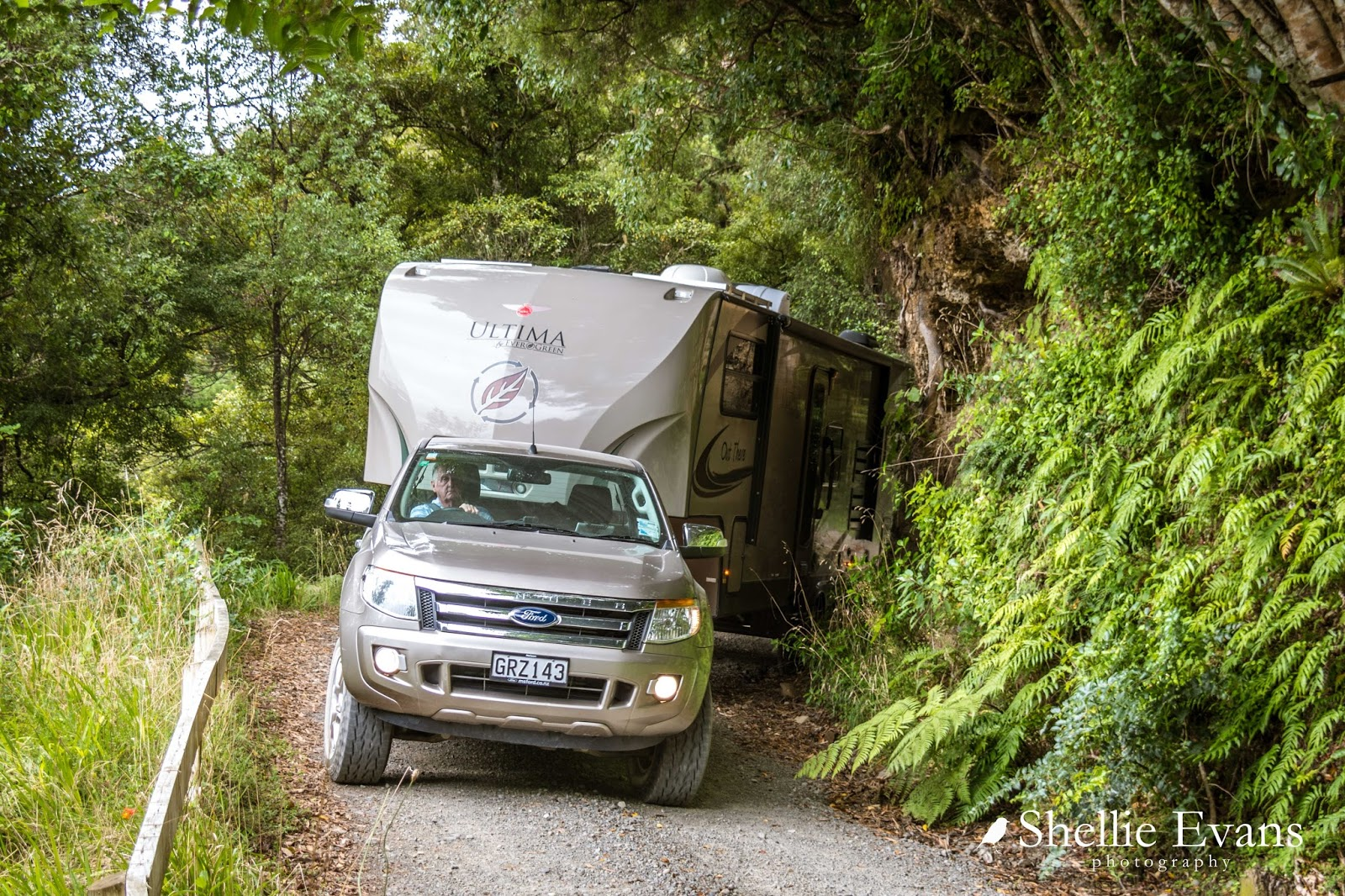 Two Go Tiki Touring: Mokau Landing- Lake Waikaremoana, East