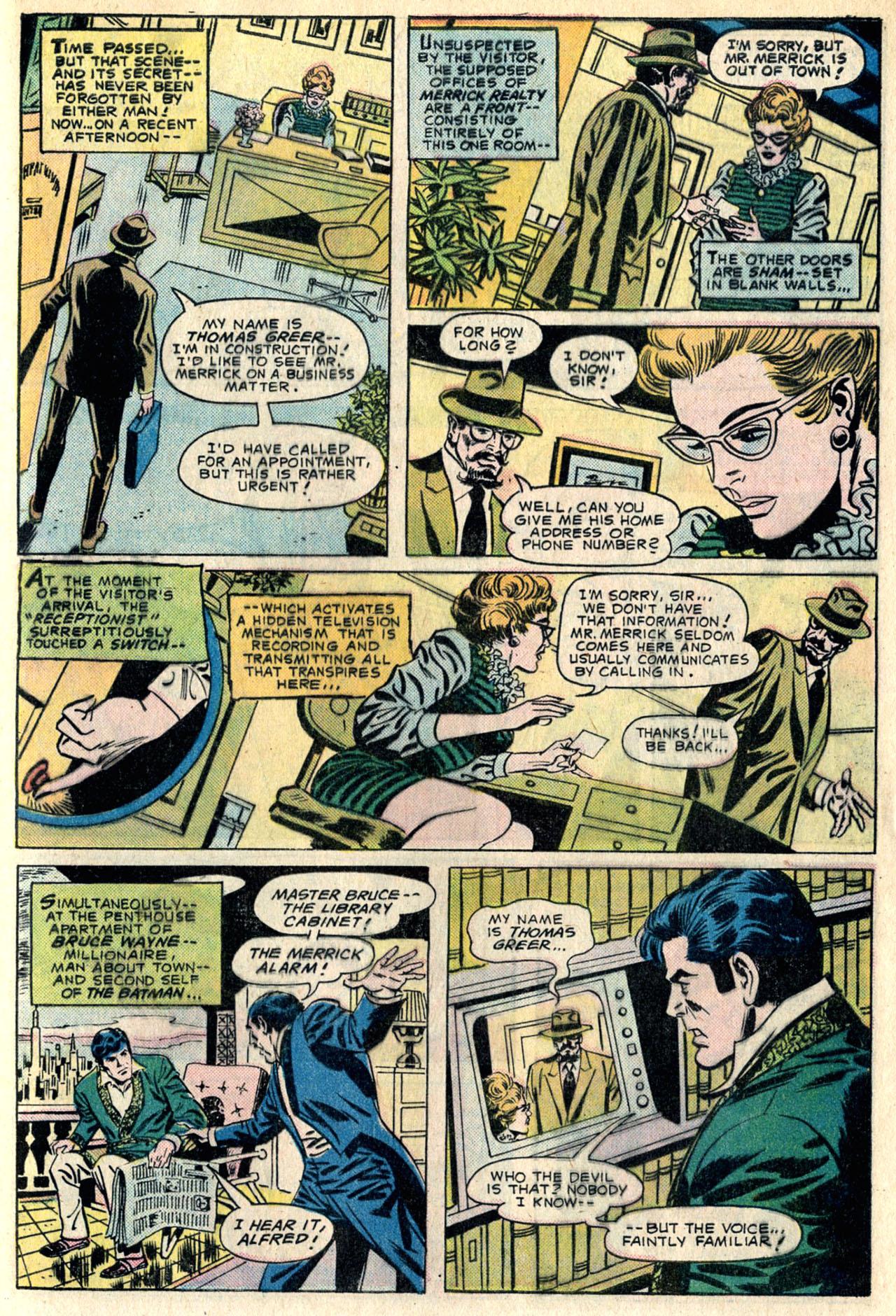 Detective Comics (1937) 465 Page 4