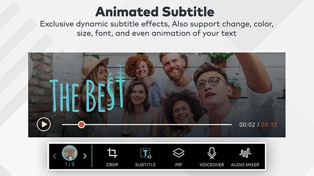 Filmorago - Aplikasi Edit Video Terbaik Untuk Android
