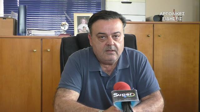 Σπύρος Διολίτσης: Να γίνουμε όλοι μια γροθιά να διώξουμε την κυβέρνηση ΣΥΡΙΖΑ ΑΝΕΛ (βίντεο)
