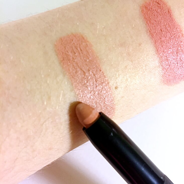 e.l.f. Matte Lip Color Nearly Nude swatch