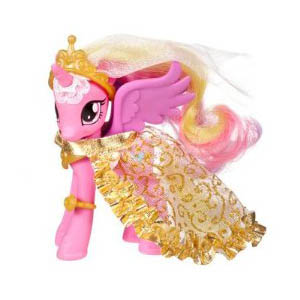 My Little Pony Wedding Castle Playset Princess Cadance Brushable