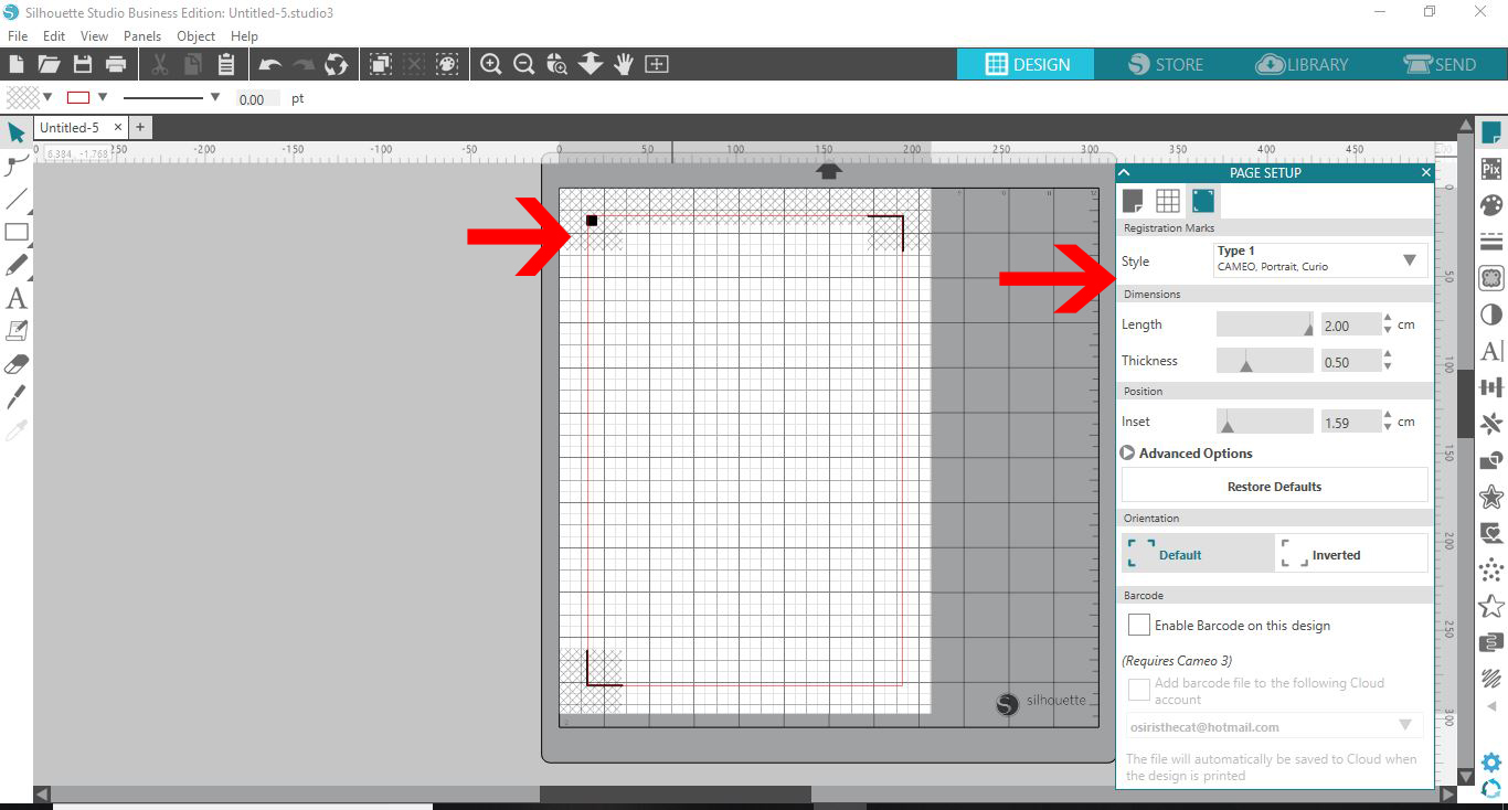 How To Cut Stamped Images Without A Picscan Mat In