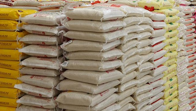 Rice now being smuggled through creeks – Ogun Customs boss