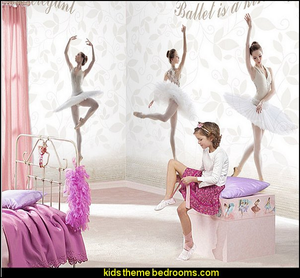ballerina bedrooms ballet theme bedroom decorating ideas