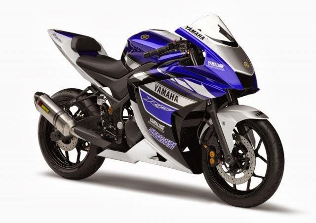 Yamaha YZF-R25 Concept 2014 - Eksklusif Di Tokyo Motor Show 2013