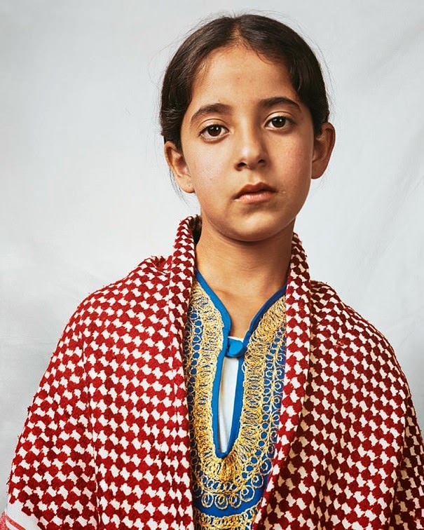 16 Children & Their Bedrooms From Around the World - Douha, 10, Hebron, The West Bank - Gaza - Palestine