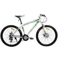26 sepeda gunung pacific mazzara