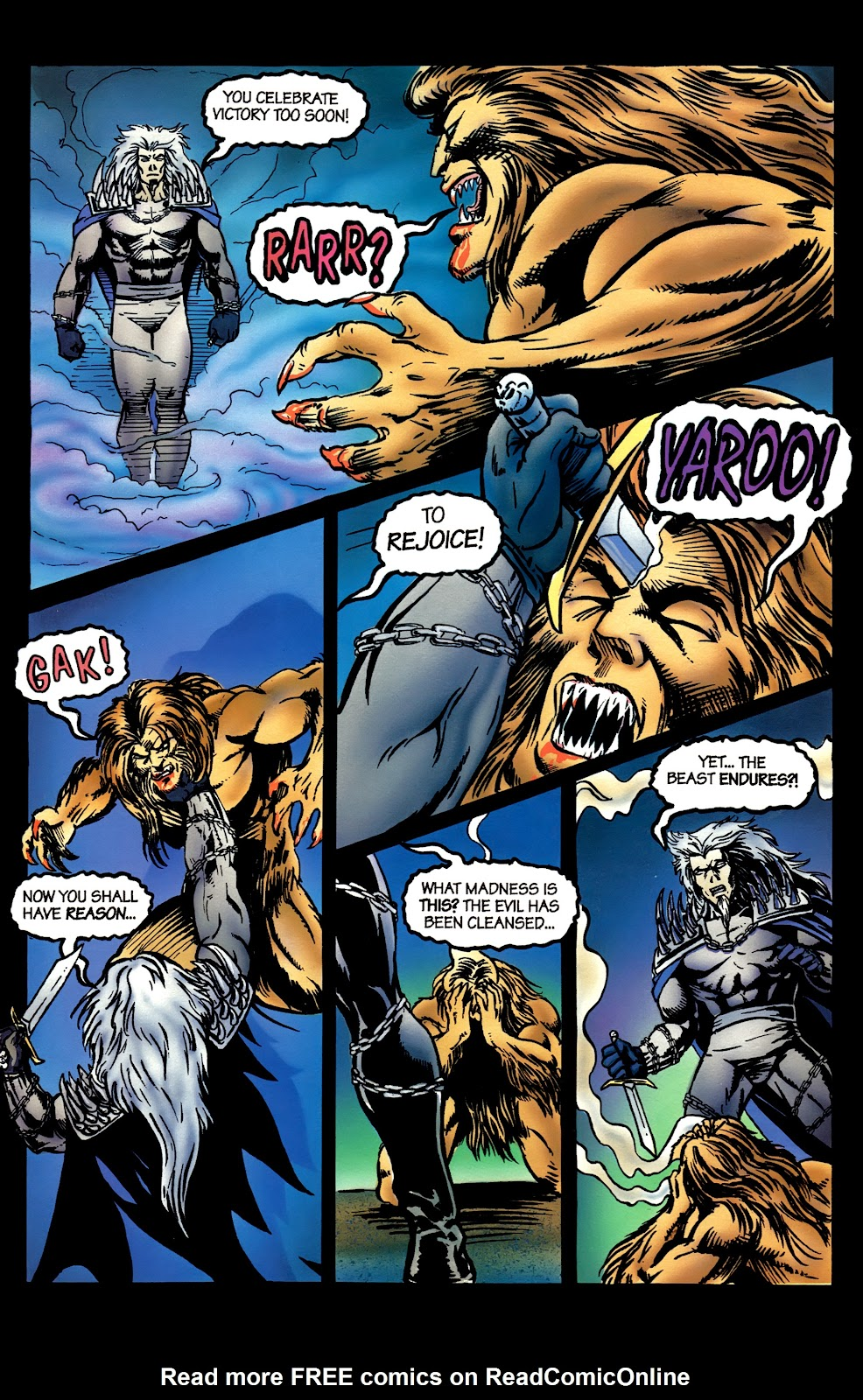 Read online Perg comic -  Issue #3 - 22