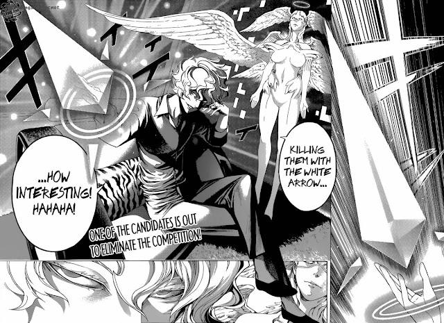 Manga Platinum Karya Obata Tsugumi ft Obata Takeshi