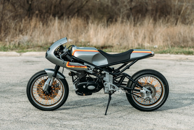 Ducati 250 1968 By Analog Motorcycles Hell Kustom