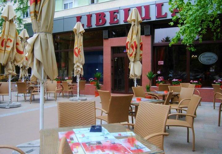 Cofetaria Libelula Arad