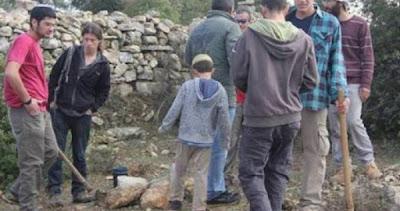 Demi Perluas Pemukiman, Yahudi Buldoser Lahan Warga Deir Ballut