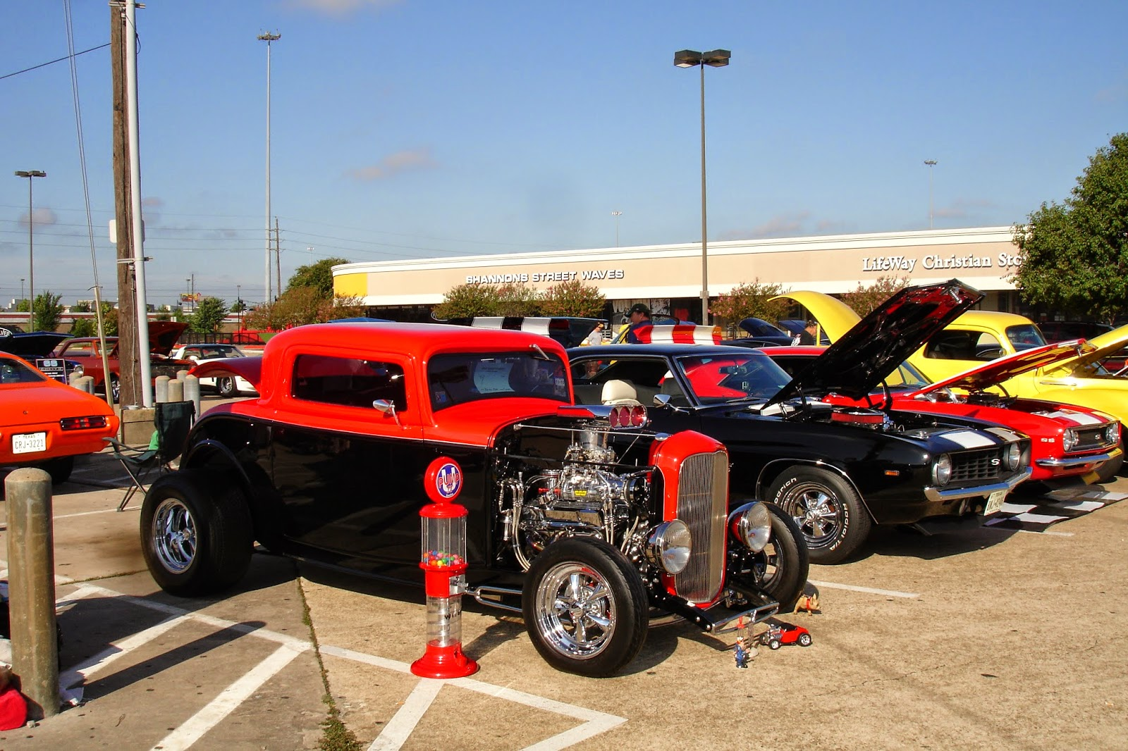 North Houston Krewzers September 2014