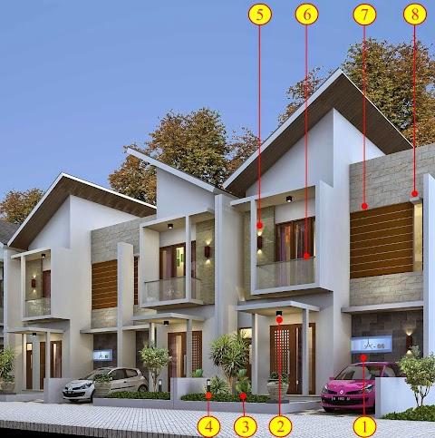 Desain Rumah Type 70 (seri 2) Hubungi 082.33333.9949